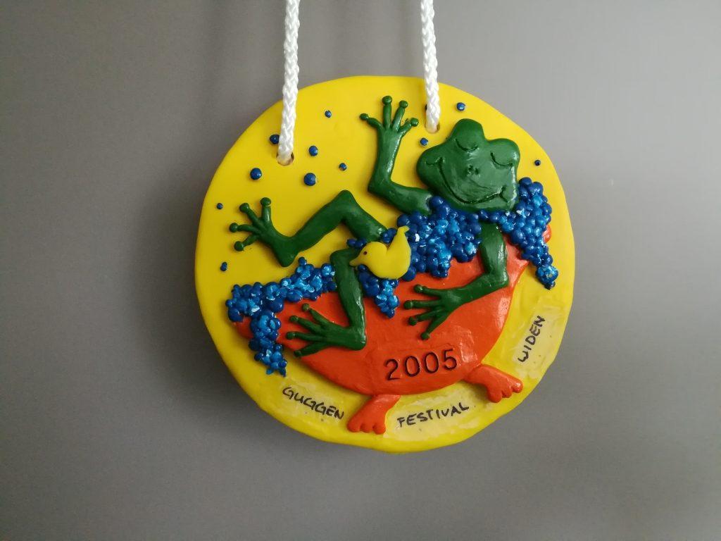 Plakette 2005